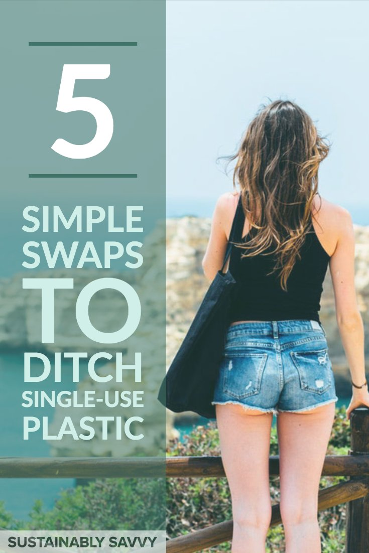 5 Simple Swaps for Single-Use Plastics